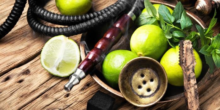 قلیون لیمو نعناع