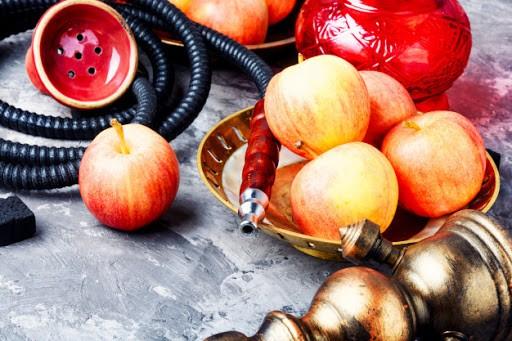 تنباکو دو سیب قلیون