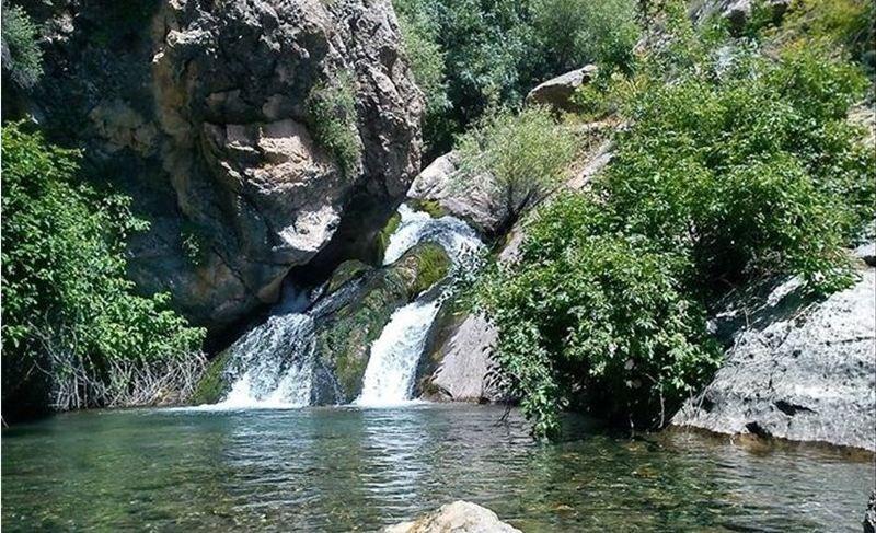 آبشار دره سراب