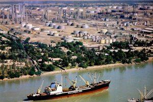 خط تولید ذغال فشرده در آبادان