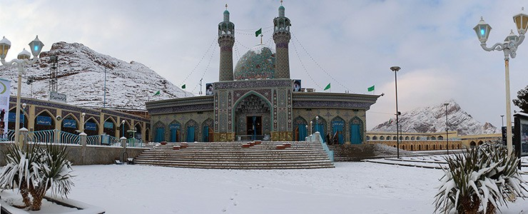 شهرضا آثارتاریخی