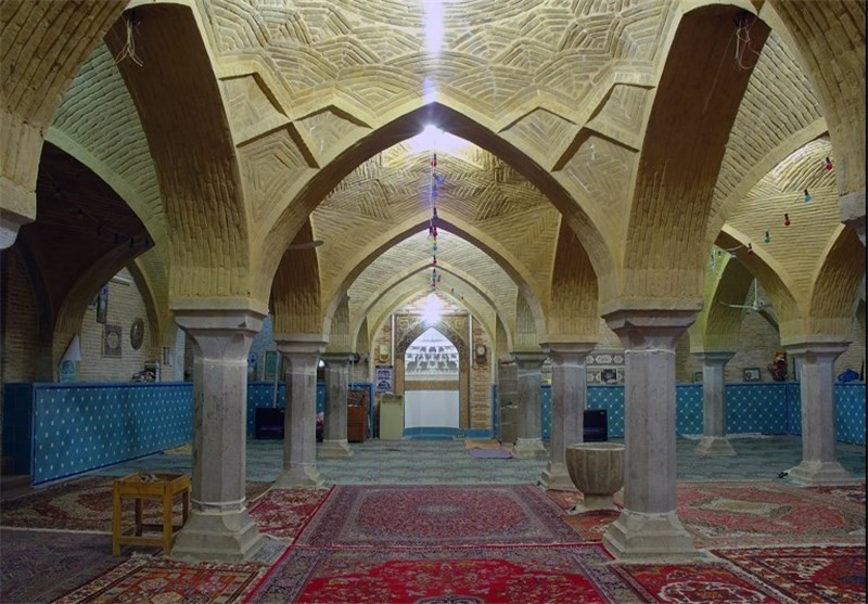 مسجد شهرضا