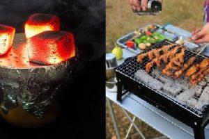 تفاوت زغال کبابی و قلیان