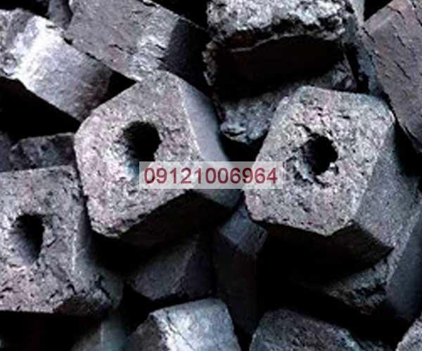 راه اندازی خط تولید زغال فشرده در اشتهارد