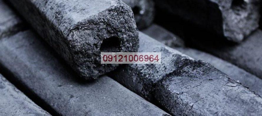 خط تولید زغال فشرده در میرجاوه